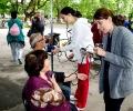 Над 200 души измериха кръвното си налягане в кампания на Болница