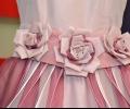 Община Казанлък представи новите рокли на Царица Роза и нейните подгласнички за коронясването в петък