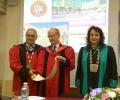 Световноизвестният дерматолог проф. д-р Петер Карл Кол стана почетен доктор на  Тракийския университет