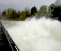 Започна превантивно изпускане на води от язовир