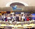 10 ученици от Стара Загора, Казанлък и Ямбол посетиха Европарламента в Брюксел по покана на Ева Паунова
