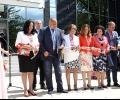 Премиерът Бойко Борисов, министри, посланици и гости от цял свят участваха в Празника на розата в Казанлък
