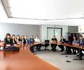 Младежи-ГЕРБ Стара Загора и Велико Търново се срещнаха с Организацията на младите професионалисти във външната политика