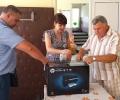 Общински съветник от ПП ГЕРБ – Стара Загора с подарък за читалището в село Преславен