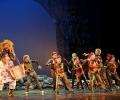 """Танц, музика и природа в музикално-танцовия спектакъл за деца """"Едно лято в едно блато"""""""