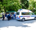 """Над 200 старозагорци премериха безплатно кръвното си в кампания на Болница """"Тракия"""" за Световния ден на сърцето"""