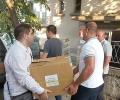 Младежите от ГЕРБ – Стара Загора зарадваха читателите на библиотеката в село Малка Верея