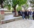 Младежите от ГЕРБ Казанлък реновираха чешма в Черганово