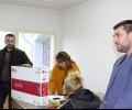 Телевизор за пенсионерския клуб в село Казанка дариха от ПП ГЕРБ – Стара Загора