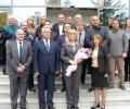 Цецка Цачева на среща с шефове на фирми в Казанлък: Ще настоявам да има равни условия за едрия и средния бизнес