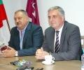 Кандидат-президентът на АБВ Ивайло Калфин в Стара Загора: Проблемът с бежанците може да бъде решен само в сътрудничество с международната общност