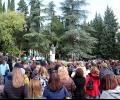 Тържествен ритуал за Деня на будителите в Стара Загора