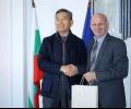 Областният управител Георги Ранов прие посланика на Република Южна Корея Шин Бу-нам