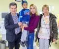 """Болница """"Тракия"""" ще направи безплатно изследванията за трансплантиране на бъбрек на 9-годишно момче"""
