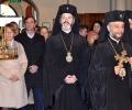 Посрещнаха Старозагорския митрополит Киприан в родния му Казанлък