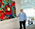 Старозагорският художник Светлозар Недев подреди изложба в софийския