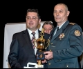 Комисар Стоян Колев стана Пожарникар на 2016 година, заслужи