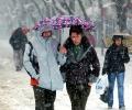 Най-много сняг падна в Гълъбово и Братя Даскалови