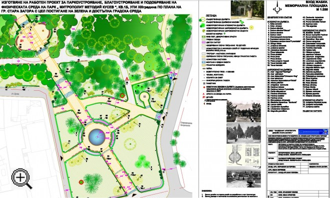Obnovyavat Park Ayazmoto Ss 7 Mln Lv Po Operativna Programa