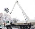 С 40-метрова автовишка за ремонт на багерите и електропроводите се сдобиха Мините
