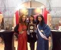 """Фестивалът """"Августиада"""" беше представен на международно изложение"""