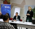 Евродепутатът Ева Майдел (ГЕРБ/ЕНП) и Младежи ГЕРБ организираха кръгла маса за бъдещи млади предприемачи