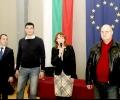 Голямата звезда на българския волейбол Владо Николов откри в Стара Загора турнир от волейболната скаут лига за момчета
