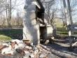 Вандали събориха комина на барбекюто край Стария чинар. Граждански клуб
