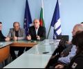 """Емил Христов, водач на листата на ГЕРБ в Стара Загора пред КТ """"Подкрепа"""": Ние сме най-добрият екип, а вие сте нашите съветници"""