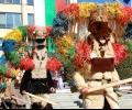 800 кукери и сурвакари гониха злото в Стара Загора на Тодоровден