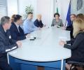 Силови институции и РИК обсъдиха организационно-техническата подготовка на изборите при областния управител