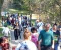 Ромите излязоха масово в Аязмото за Първа пролет