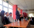 Цветанов в Мъглиж: Ще подпомогнем над 145 000 български семейства с до 100% финансиране на инвитро процедури