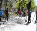 Изкърпването на дупките в Стара Загора навлиза в активната си фаза