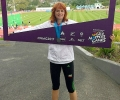 Първия медал за България на Световните мастърс игри спечели зам.-кметът на Стара Загора Красимира Чахова