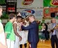 Кметът Живко Тодоров връчи сребърните медали на баскетболния Берое