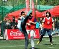 Ученици от Бургас и Стара Загора демонстрираха страхотни футболни умения този уикенд