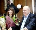 Председателят на Общинския съвет Таньо Брайков поздрави абсолвентите от 89-я випуск на Ветеринарномедицинския факултет