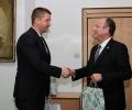 Американският посланик Ерик Рубин на първа официална визита в Стара Загора