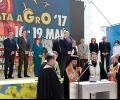 218 фирми участват в юбилейното десето издание на Бата Агро 2017