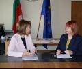 Областният управител се срещна с кмета на Казанлък