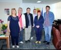 Областният управител Гергана Микова се срещна с ръководителите на Театъра, Операта и Кукления театър в Стара Загора
