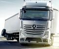 Натоварен камион с полуремарке се обърна на Италианския мост, водачът загина