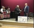 Емил Христов, народен представител от ГЕРБ, с дарение за жителите на село Еленино