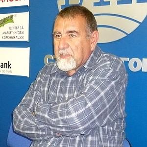 Zheko Ganev 300