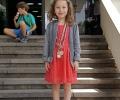 7-годишната старозагорка Фабиана Костадинова е новата шампионка на България по блиц шахмат до 10 г.