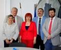 Княз Александр Трубецкой и руски историци посетиха Стара Загора