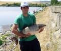 """""""ТЕЦ Марица изток 2"""" отново събира любители на риболова край водите на язовир"""