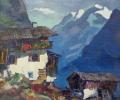 В ХГ Стара Загора гостува изложба на живописеца Стоян Василев