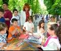 """Малки и големи се веселиха с празника """"Безброй и едно желания"""" в Стара Загора"""